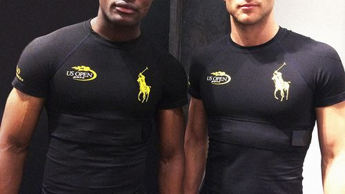 Polo compression T-shirts