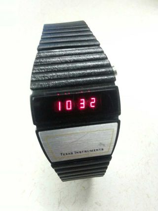 Texas Instruments LED watch